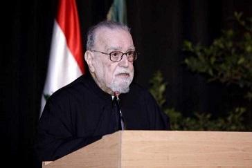 وداع الأسقف لويس الحلو (71 سنة كاهناً)