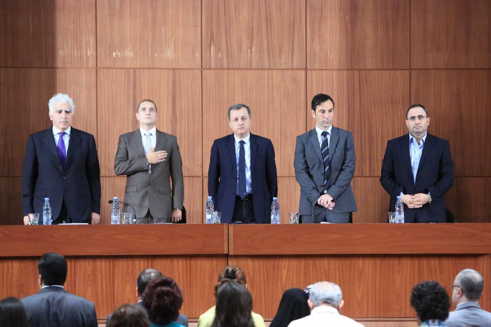 """""""حقوق السجناء"""".. مؤتمر في بيت المحامي-0"""