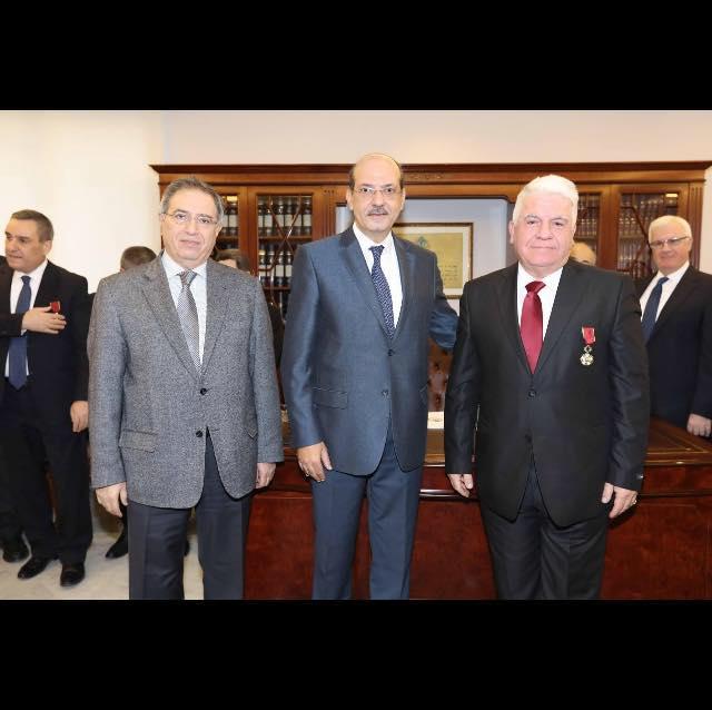 نقابة المحامين في بيروت تحتفل بالأعياد-3