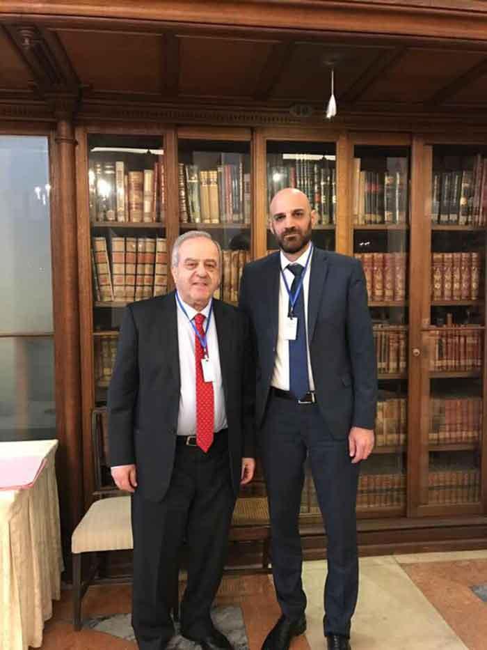 نائب رئيس بلدية بعبدا _ اللويزة المحامي الياس أبو خليل -0