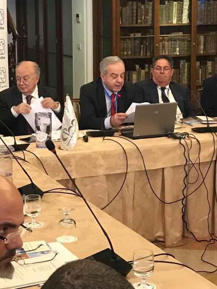 نائب رئيس بلدية بعبدا _ اللويزة المحامي الياس أبو خليل -1