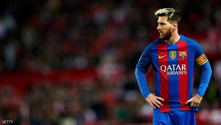 كم يريد ميسي للبقاء مع برشلونة؟