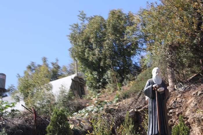 كنيسة سيدة البشارة العجائبية _ بعبدا-15