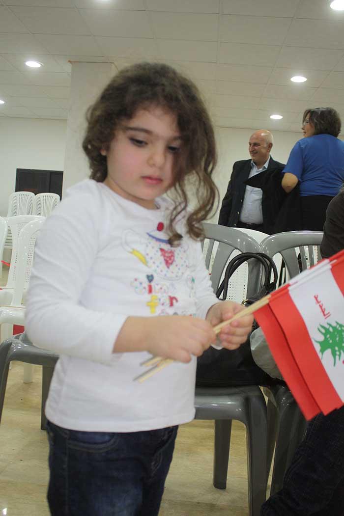 حركة لبنان الجديد صور سهرة الاستقلال-2