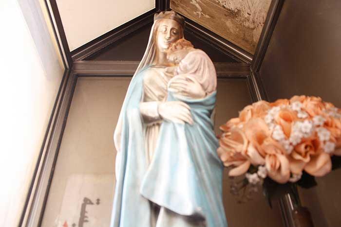 كنيسة سيدة البشارة العجائبية _ بعبدا-11