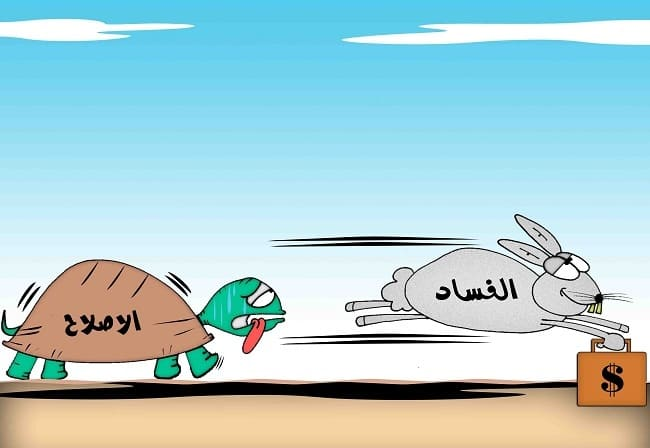 مكافحة الفساد في لبنان