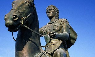 وصيّة الإسكندر المقدونيّ
