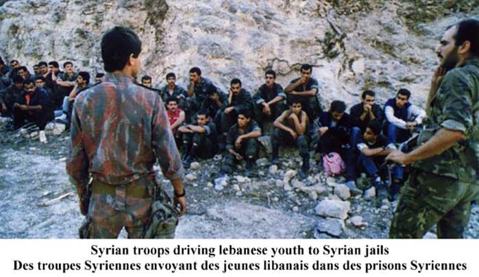 المجد والخلود لشهدائنا الأبرار  والحرية للمخطوفين والمعتقلين في السجون السورية-8
