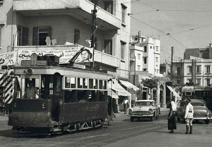 ترامواي بيروت-0